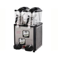 东贝雪融机双缸迷你型商用雪泥机XC212雪粒机沙冰机冰沙机特价