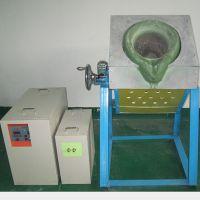 金达新型顶出式中频炉-废铜废铁熔炼炉-【欧美出口品质】
