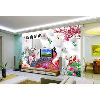 厂家直供uv打印机水晶壁画专用设备瓷砖彩绘机 玻璃印花机 广告喷绘机