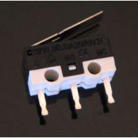 专供JSL品牌带柄鼠标微动开关WK1-04A 行程开关 环保耐高温 现货
