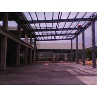 诚信钢结构(图)_海南电焊厂房_电焊厂房