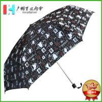 【广州礼品雨伞厂】订做卡通雨伞_定做广告伞_广州太阳伞礼品