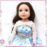 热销Farvision Girl新款18寸娃娃公仔