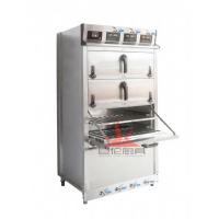 中山市巨伦厨具、燃气三门海鲜蒸柜 、多功能蒸饭柜、蒸品厨具设备