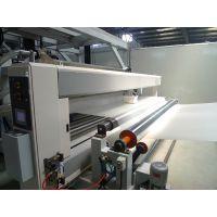 金韦尔机械汽车级PVB胶膜挤出生产线设备