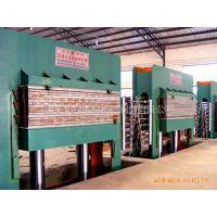 热压机,供应人造板热压机,密度板、 刨花板流水线,厂家定做