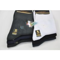 2014韩版新款 厂家批发 欧派鸟8741  超时尚男士 品牌运动袜全棉