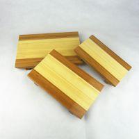 斑马碳化本色 楠竹制寿司台 大号  西式日式料理用具