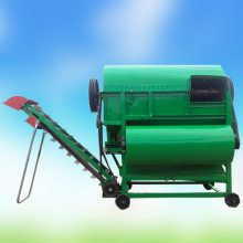 启航牌特卖大型花生摘果机 自动装袋摘果机 电动两用花生打果机