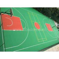 供应重庆塑胶篮球场施工,天宇EPDM材料,东大胶水,专业施工团队,造价低,质量保证