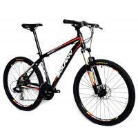 厂家直销BOLANY 26寸 SHIMANO 24速碟刹男女山地自行车