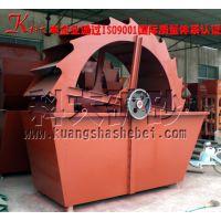 临沂筛沙式水轮斗洗沙机 水轮淡化咸水沙设备