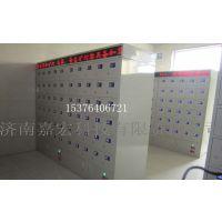 济南嘉宏磷矿金矿智能充电柜厂家LCD充电架价格不锈钢冷轧板材质