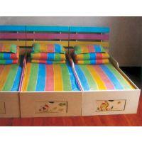 成都幼儿园床成都托管班实木床