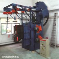 供应376型抛丸机批量表面处理设备