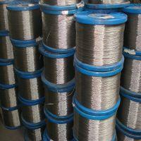 304不锈钢插编钢丝绳索具厂家推荐 珠海304L环保不锈钢尼龙塑胶绳