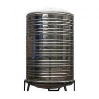 不锈钢圆柱水箱 圆柱保温水箱 空气能保温水箱 消防储水箱 冷水箱 东莞环保公司