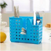 批发厨房必备3格沥水筷笼 餐具架 卫生筷笼 美观大方实用安全环保