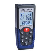 香港CEM品牌LDM-70激光测距仪 70米LDM-70激光测距仪价格 厂家