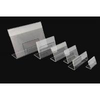 长期供应亚克力台签有机玻璃产品定制代加工全国发货量大优惠