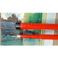 8米环氧树脂伸缩式绝缘测高杆 测距杆 石家庄金淼电力生产