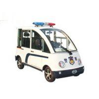 欧洁实用的电动街头巡逻车带喊麦功能大景观高强度钢化玻璃