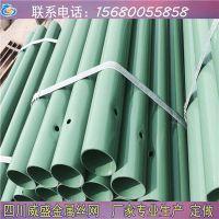 四川威盛护栏板现货销售现货波形护栏板、防撞护栏板立柱