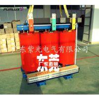 广东紫光电气厂家直销东莞优质SCB三相干式配电变压器