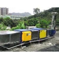深圳罗湖餐厅环保油烟净化的安装