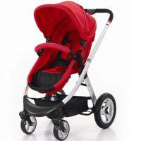 厂家直销凯利欧款睡篮高景观婴儿推车手推车双向折叠四轮宝宝童车