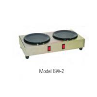 美国进口cecilware bw-2 双头暖咖啡炉