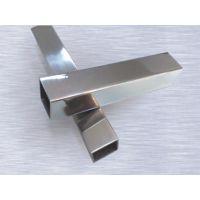 供应304不锈钢螺纹管,(60*60)不锈钢装饰方管
