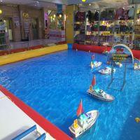 方向盘遥控船、夏季最热的游乐设备、航模品牌直销