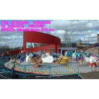 国内罕见霹雳摇滚游乐设备/新型公园广场娱乐项目PLYG刺激免检设备