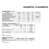 LRC肖特基LBAS40BST5G