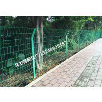 广州年发筛网生产直销抗冲击力、造型美观、安装便捷的双边丝护栏
