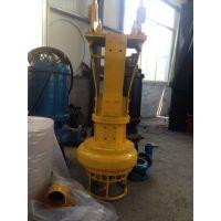 挖机灵活抽泥沙泵_液压驱动排沙浆泵
