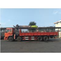 东风牌EQ5311JSQZM随车起重运输车配中联12吨随车吊