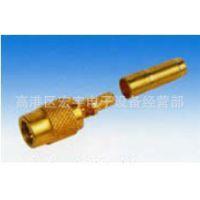 供应【宇通】华为-K插座射频同轴连接器、2M头