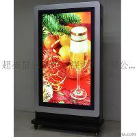供应65寸高亮防水立柜式液晶广告机(T650EDCP)