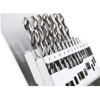 包邮德国博世电动工具高速钢麻花钻头套装直柄钻头组合19支装正品
