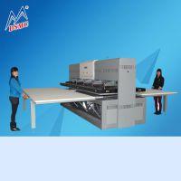 大型气动双工位烫画机|订制各种非标转印机