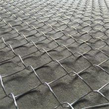 旺来网球场围网标准高度 场地围栏图片 镀锌菱形网
