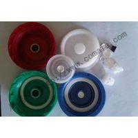 防水防油透气膜贴合机热熔eptfe垫片与塑料件