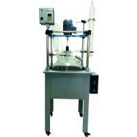 供应5-100L多功能型双层玻璃反应器