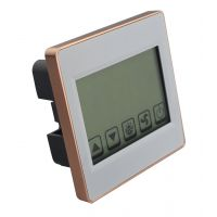 SYC尚裕成直销中央空调温控器温控开关定做调温触摸式中央空调商用