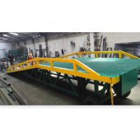 集装箱装卸平台主产|三良机械(图)|移动式装卸平台厂家
