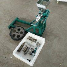 多花型食品膨化机,信达玉米大米梅花形膨化机