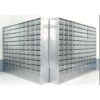 时尚室内外嵌入式不锈钢信报箱 小区大型群组信报箱 价格公道