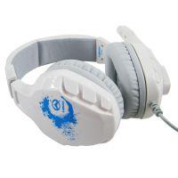 [白色]LPS 2008 乐普士头戴式电脑游戏耳机\耳麦